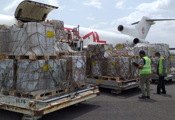 Shipment of HIV and malaria to Yemen 4